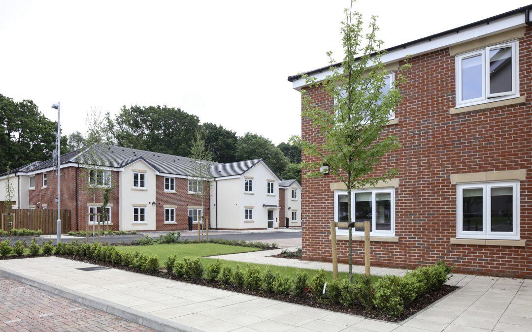 J Tomlinson completes £7 million supported living scheme