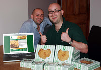 Sales shoot up for pie maker after Food and Drink iNet innovation support grant