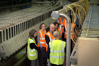 Food and Drink iNet factory visits help East Midlands businesses and academics learn from each other