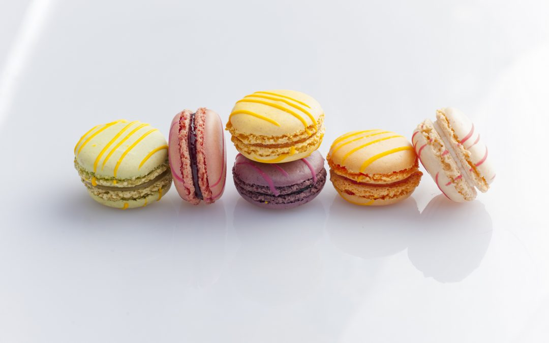 Tipiak launches new Pop Macarons Fruits for UK foodservice