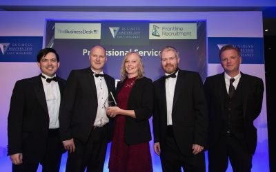 BSP Consulting wins Professional Services Award