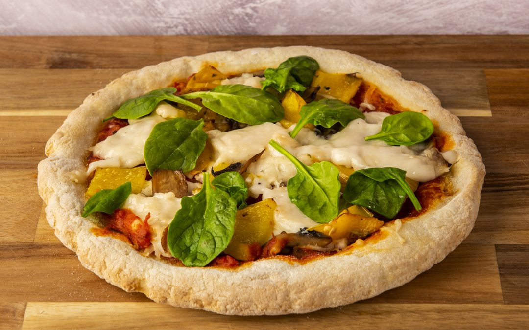 Frozen food distributor Central Foods teams up with The White Rabbit Pizza Company to offer vegan and gluten-free pizza bases for food service