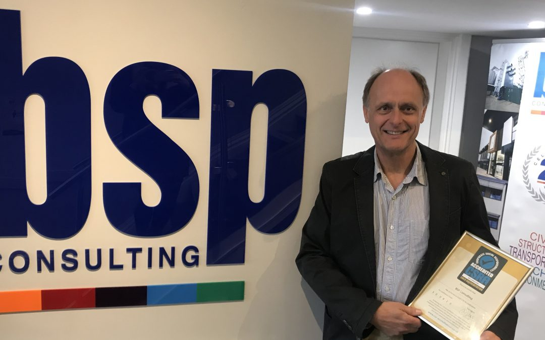 BSP Consulting wins gold standard accolade for CSR commitment