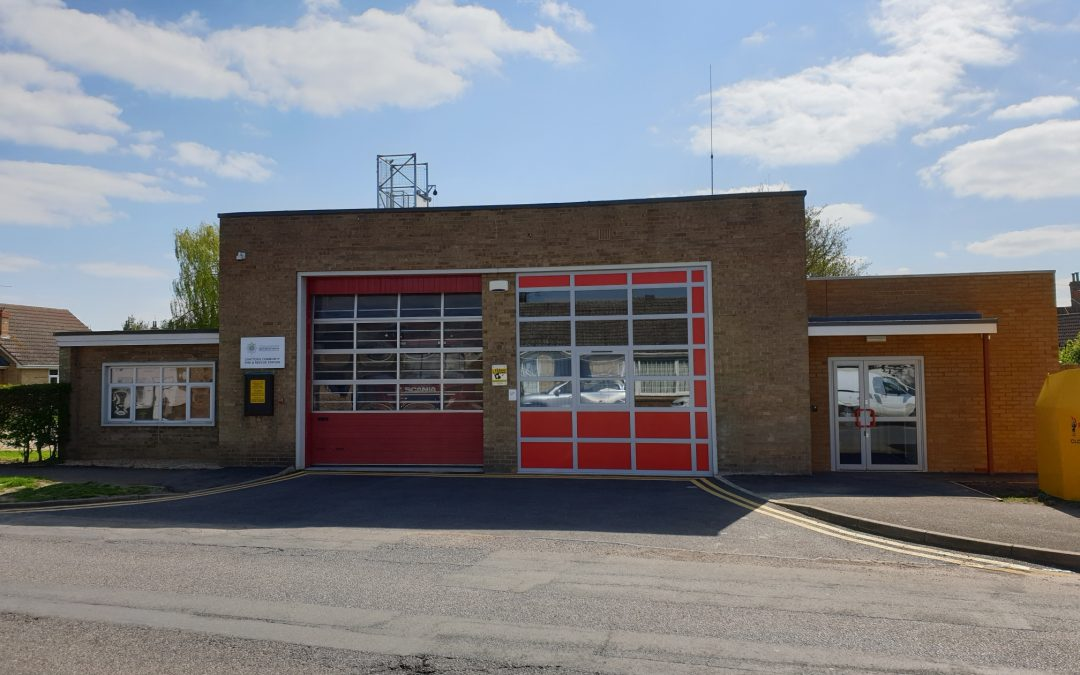 Fire station upgrade role for Focus Consultants