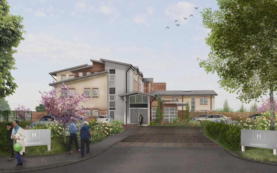J Tomlinson appointed to build £6.5 million care home