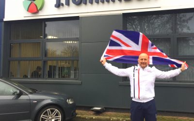 J Tomlinson operations manager selected to compete in World Transplant Games
