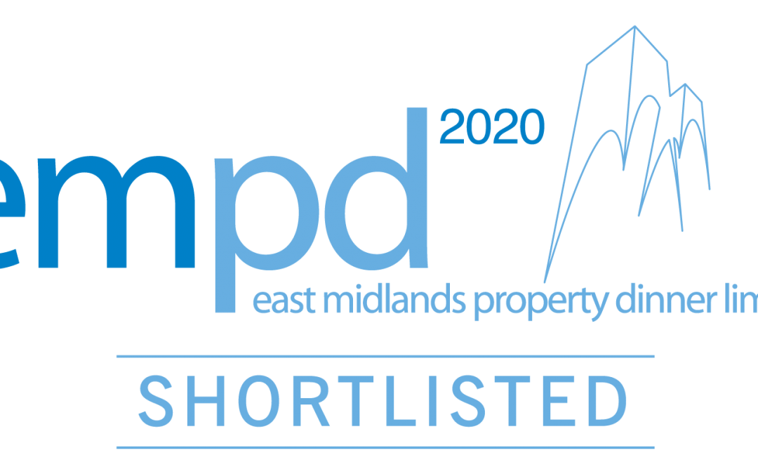 Henry Brothers Midlands scores success in the East Midlands Property Dinner Awards 2020