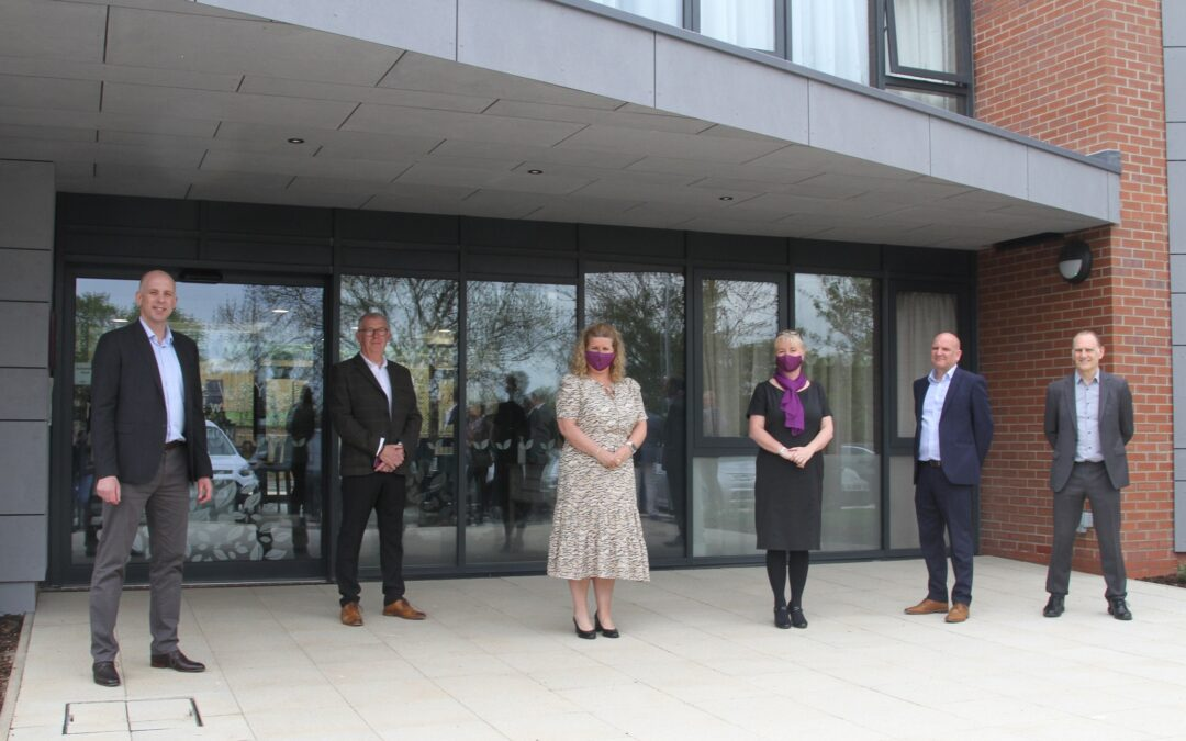 Charterpoint completes Bingham care home scheme