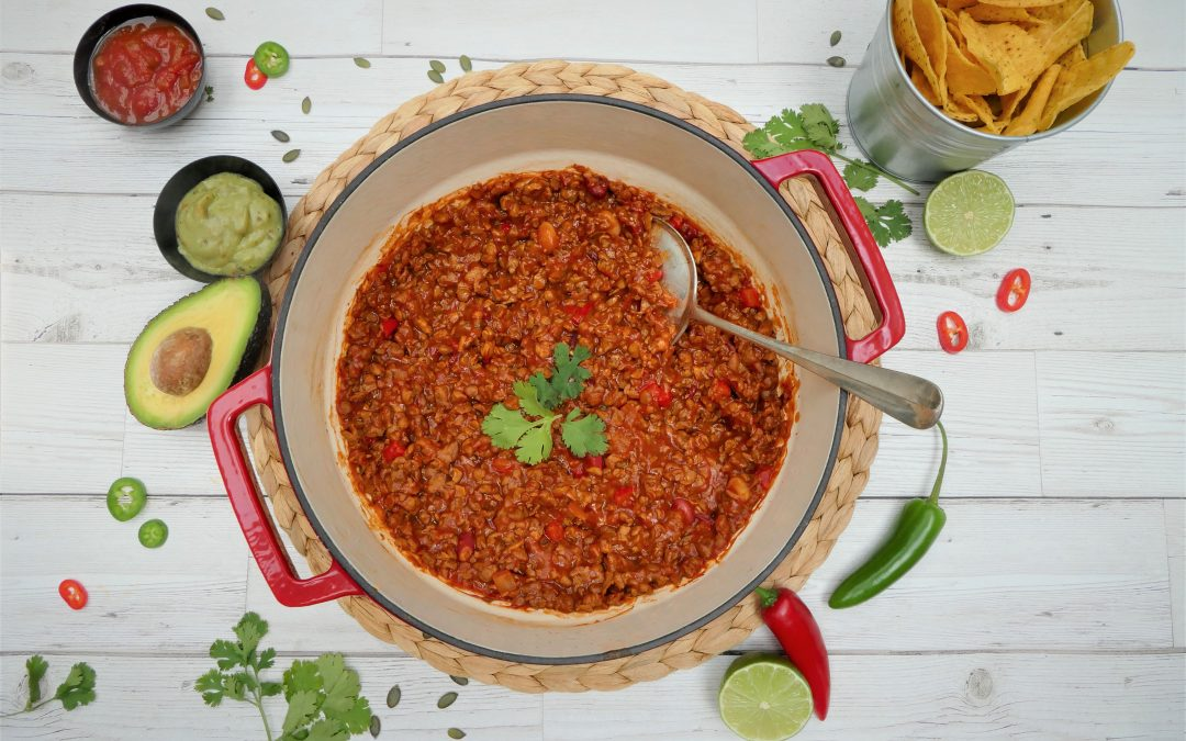 Frozen food distributor Central Foods launches new KaterVeg! vegan mince for foodservice