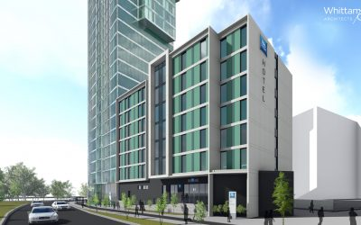 J Tomlinson appointed to build seven-storey hotel