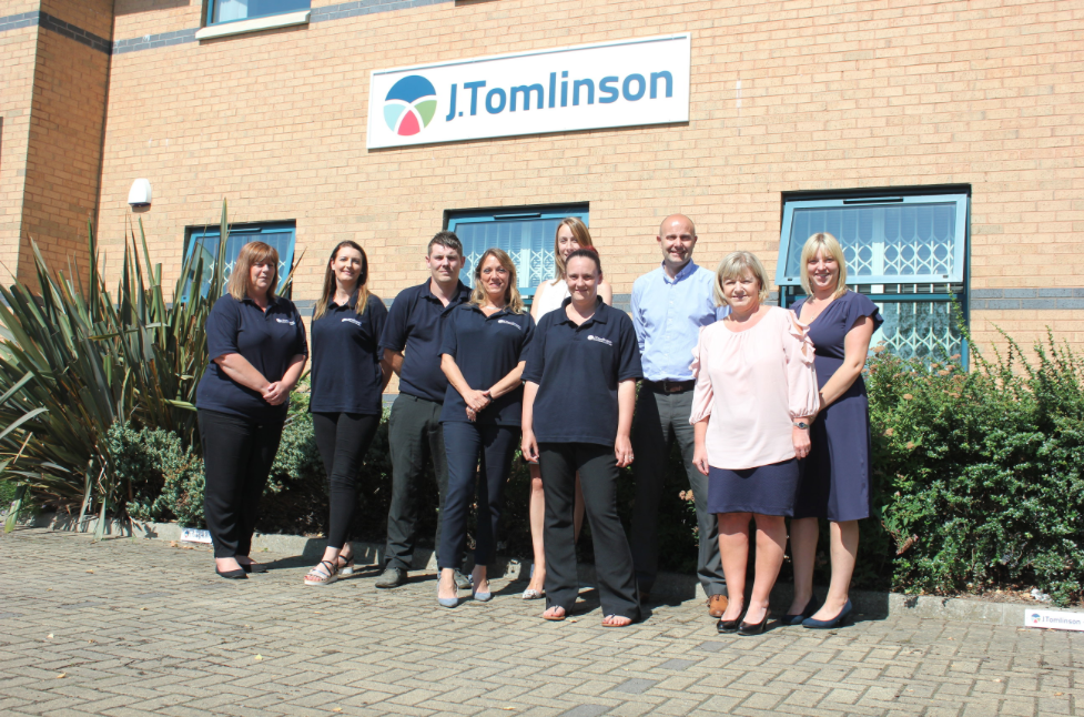J Tomlinson expands into Yorkshire with new office