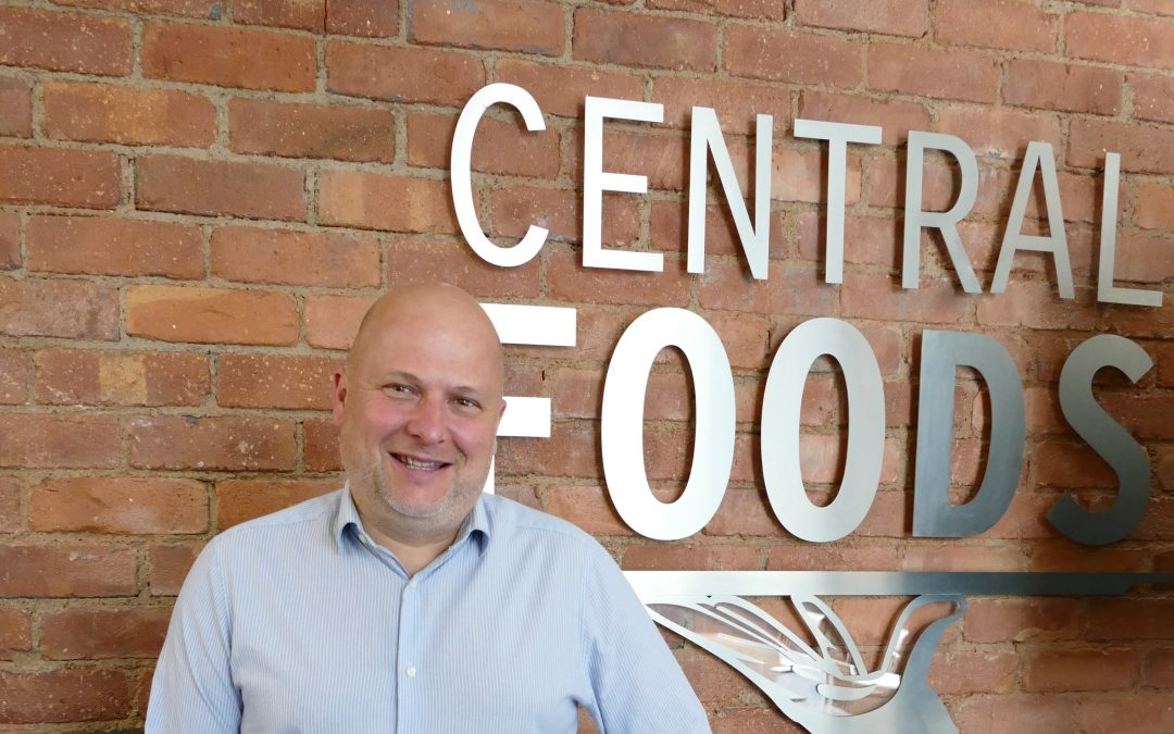 Central Foods appoints new business development manager