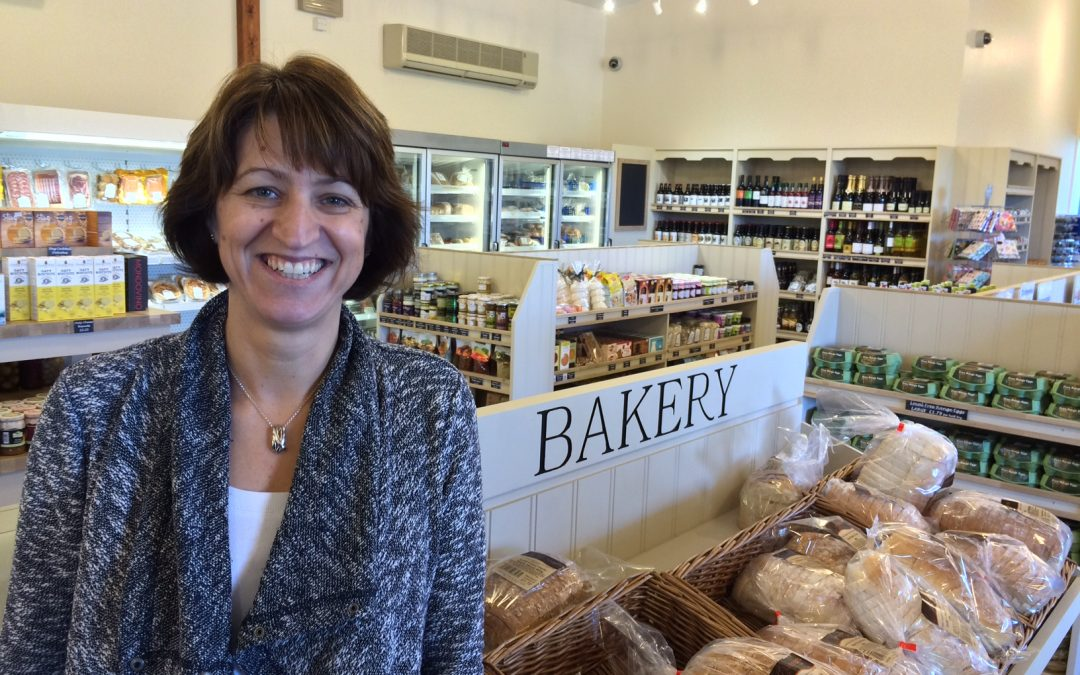 Croots Farm Shop continues support for Derbyshire Children's Holiday Centre