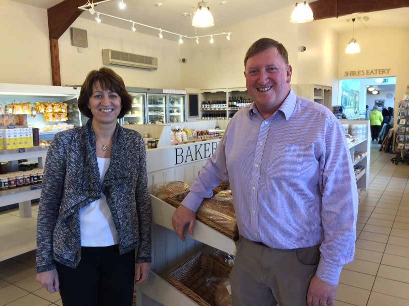 Shoppers' views at the heart of great quality and customer service at Croots Farm Shop