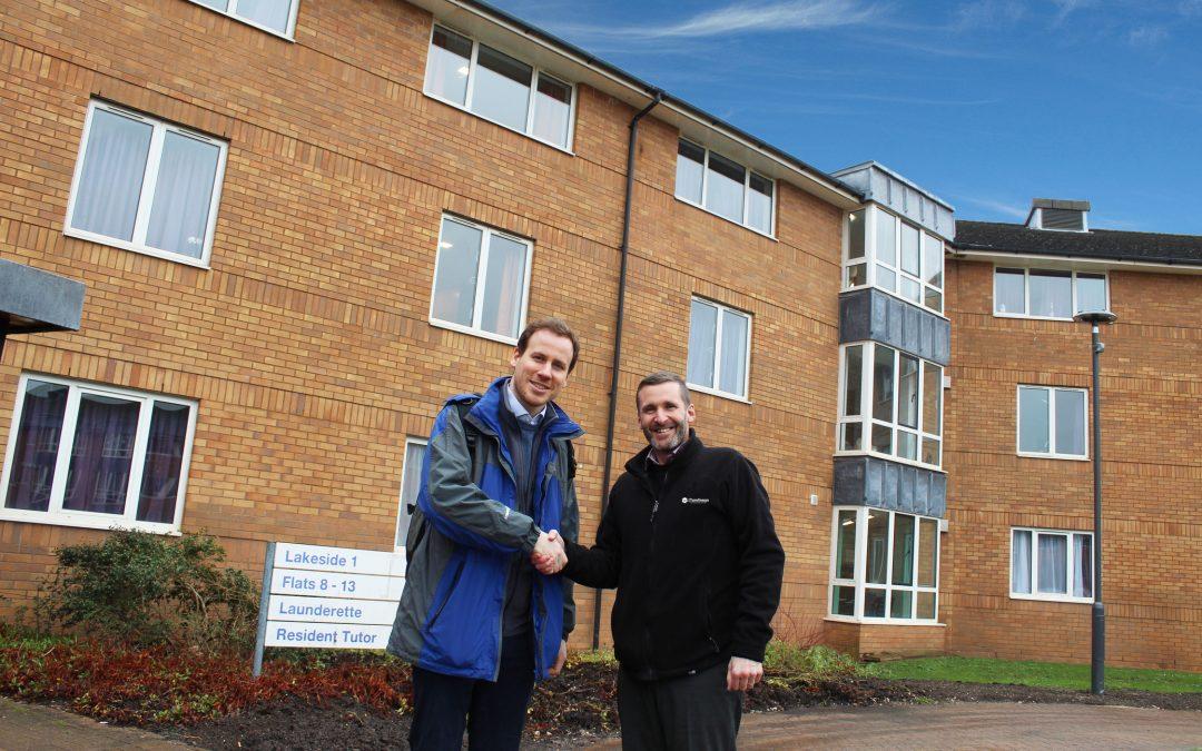 J Tomlinson completes string of University of Warwick schemes