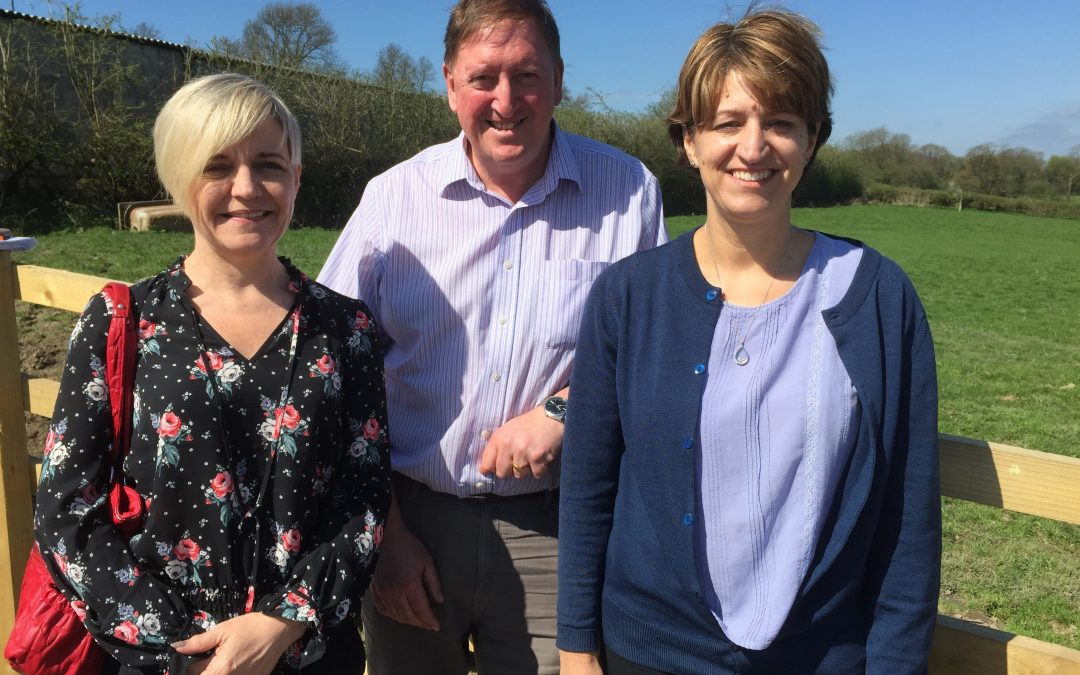 Perfect 10 PR celebrating ten years of working with Croots Farm Shop