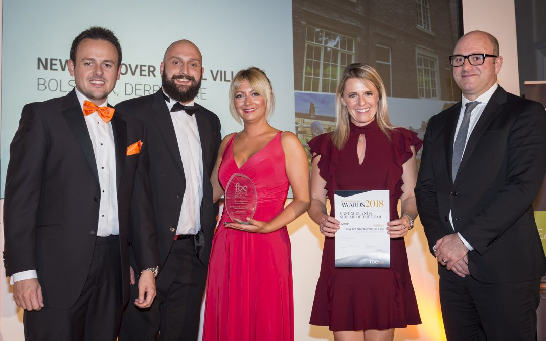 Winners of the fbe East Midlands Awards 2018 revealed