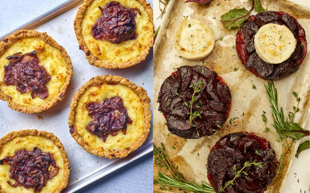 Central Foods launches two new savoury menu options for food service