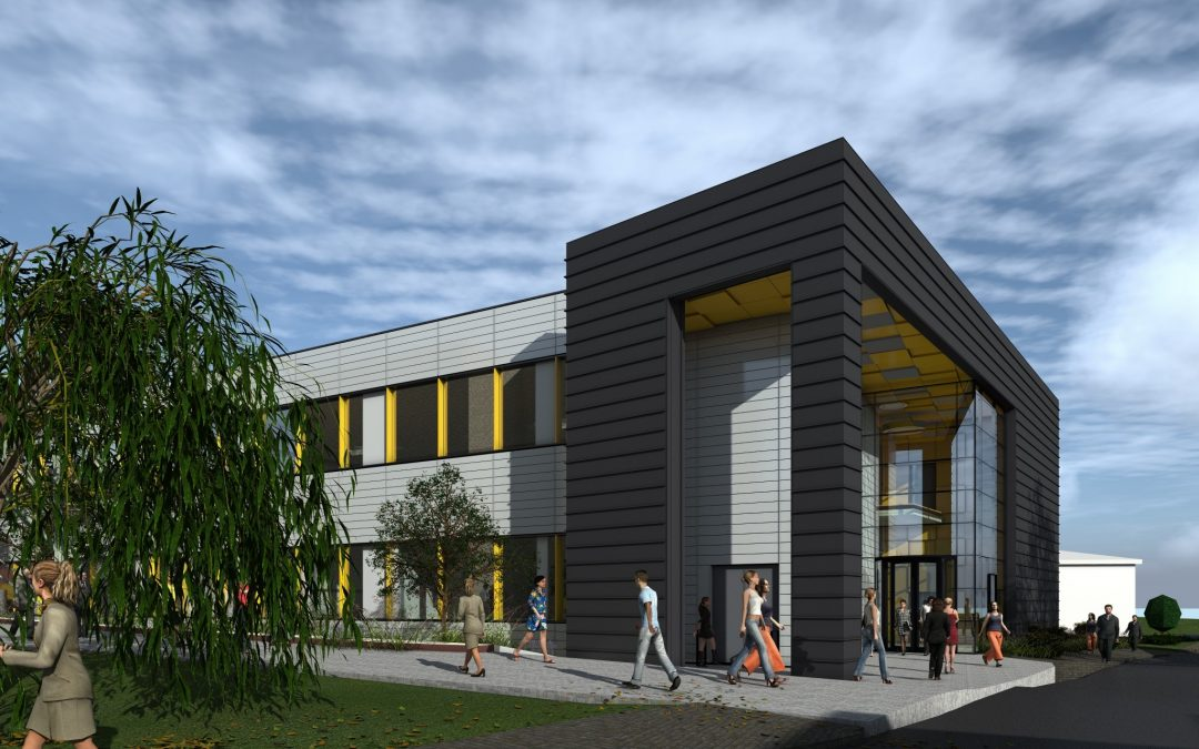 Henry Brothers wins contract to build new £23m Nottingham Trent University engineering facility