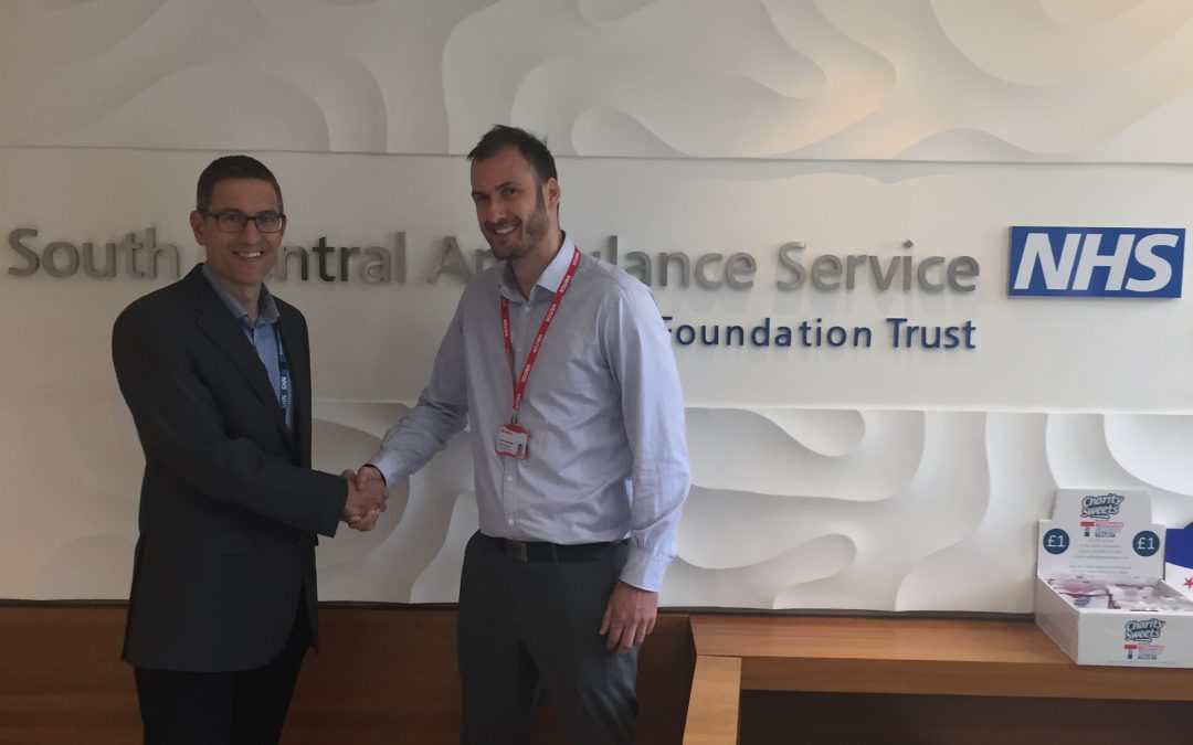 J Tomlinson awarded South Central Ambulance Service maintenance contract