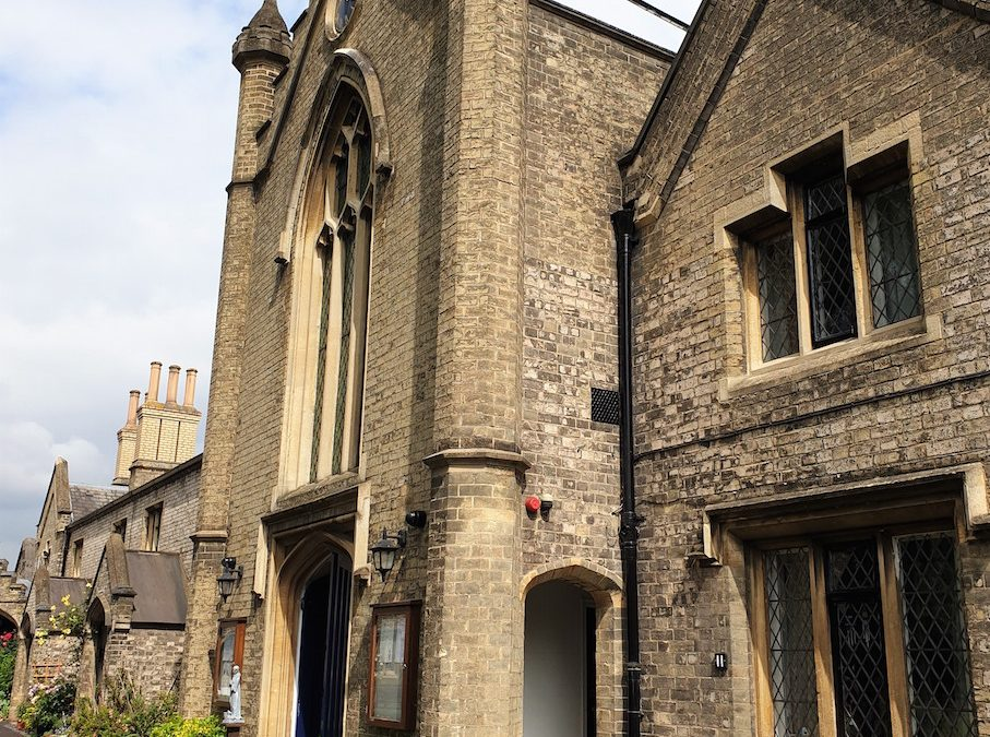 Sustainability team at Focus Consultants helps historic almshouses to become more energy efficient