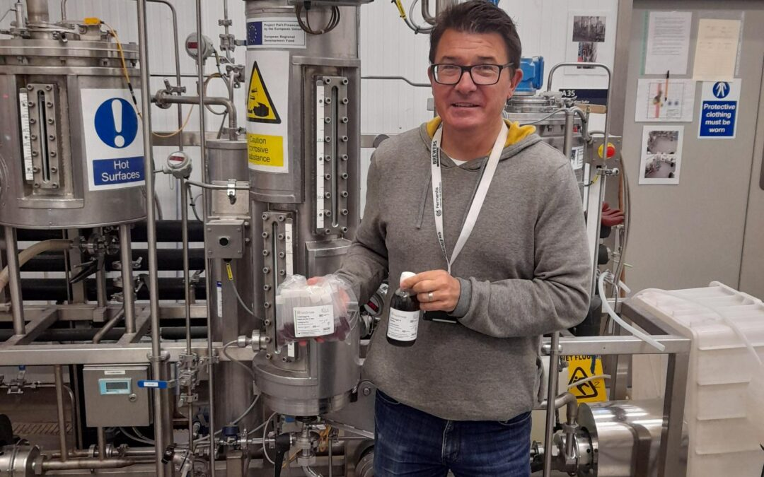 Food Innovation Centre supports small breweries to identify spoiling issues