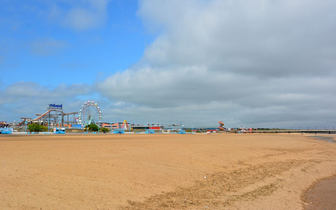 Focus Consultants and Guy Taylor Associates support Skegness foreshore improvement plan