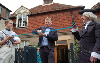Focus Consultants completes project management role at home of pioneering naturalist