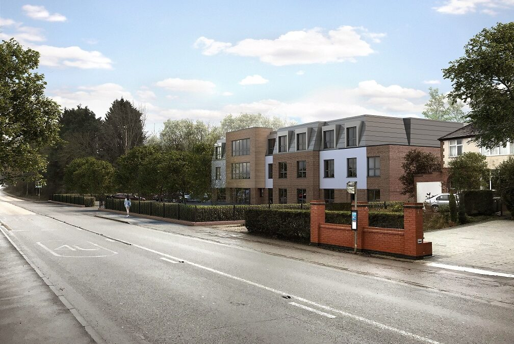 Charterpoint secures planning permission for Leicestershire care home