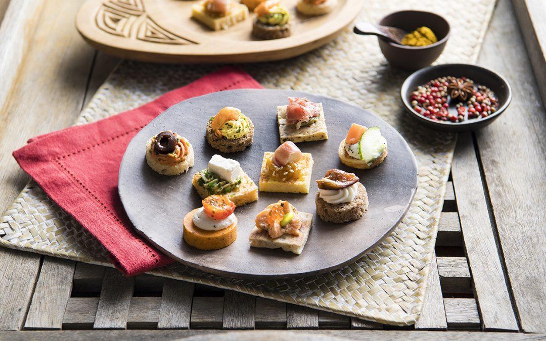 Pâtissier Tipiak introduces bite-sized canapés to its UK food service range